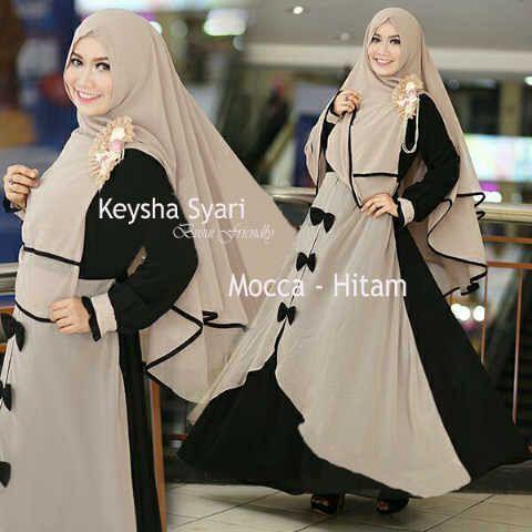 Baju Syari Modern