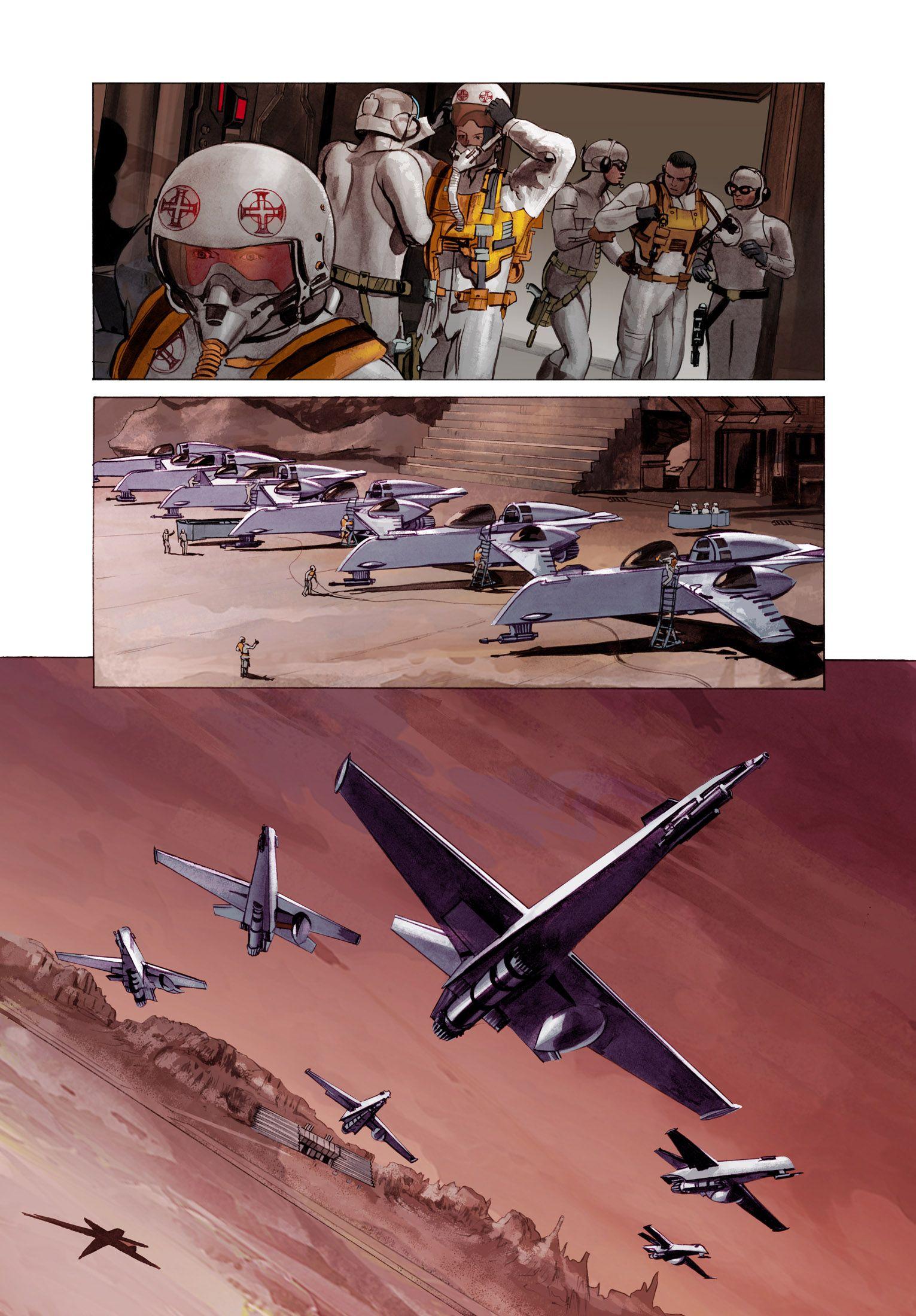 """The Star Wars"", Dark Horse Comics (2013)"