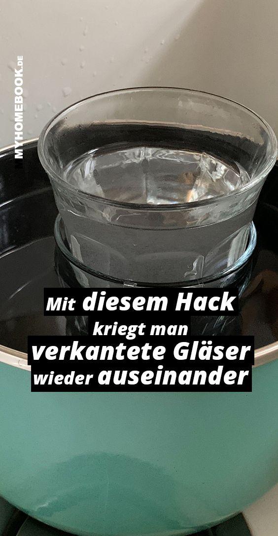 Verkantete Glaser Wieder Losen Mit Diesem Trick Geht S Glas