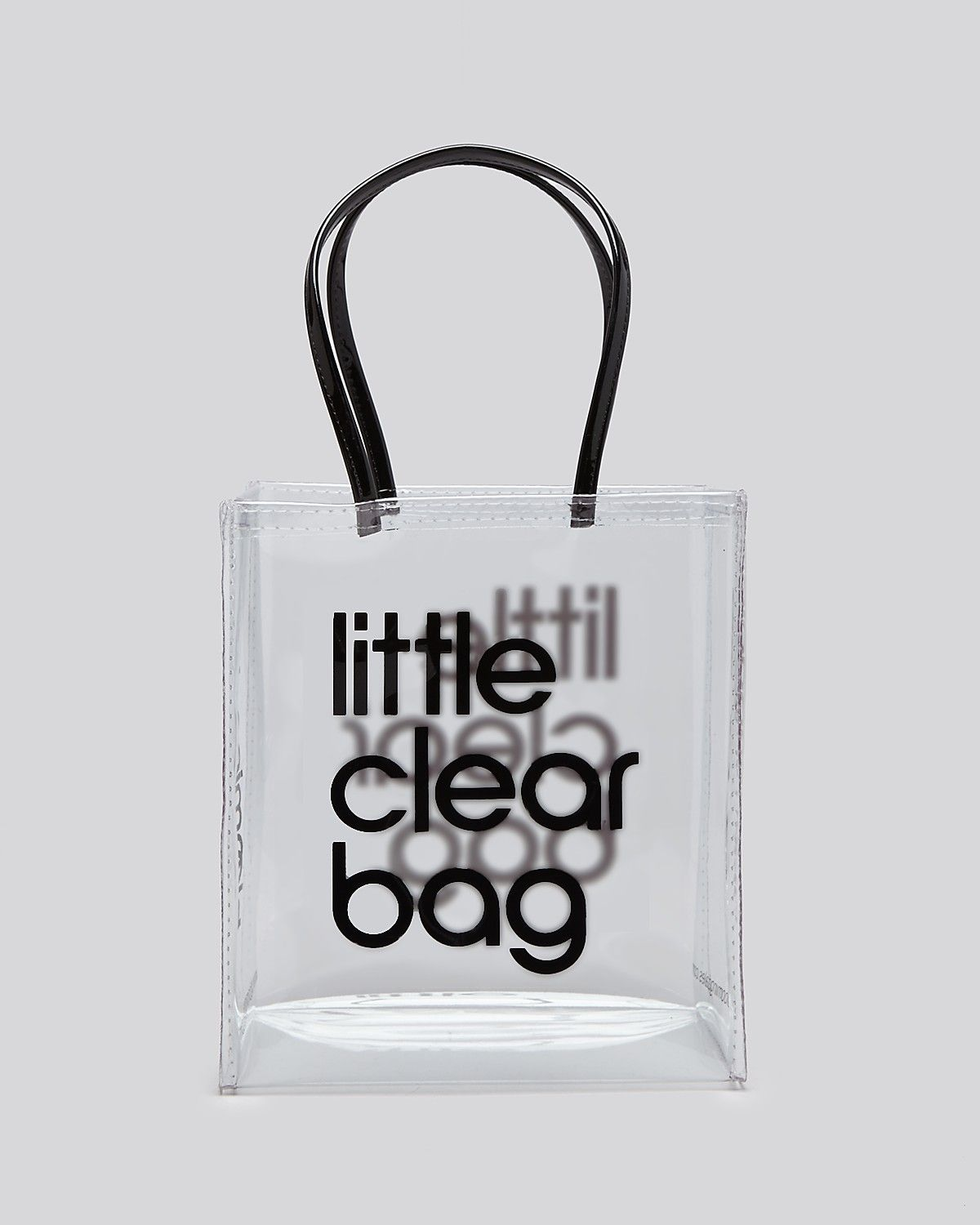 64dfbfe879b854 Little Clear Bag - 100% Exclusive | minimal housing | Bags, Clear ...