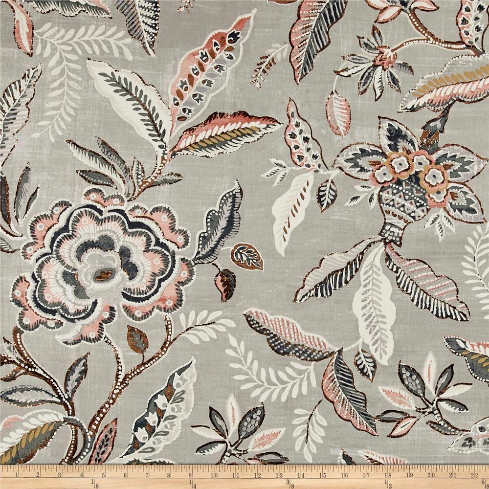 Waverly Key Of Life Twill Blush Blush Curtains Fabric Decor Waverly