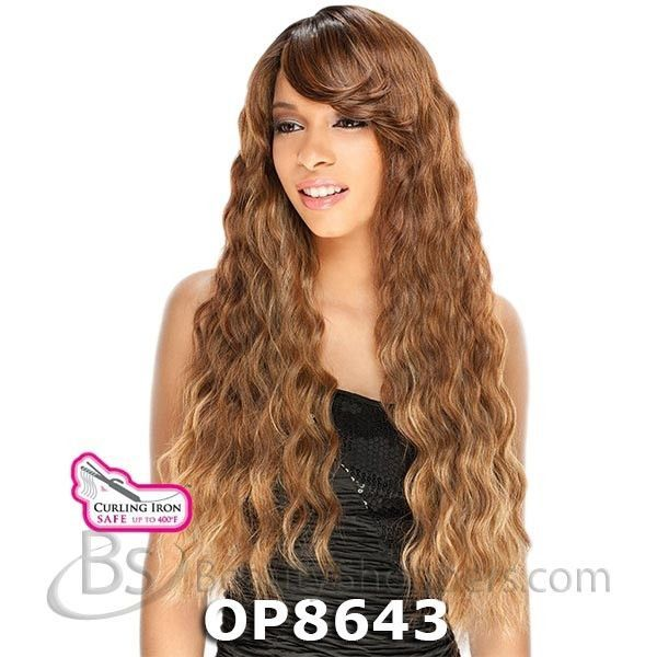 the wave haircut freetress equal synthetic hair wig azealia products 2313
