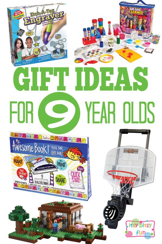 Gifts for 9 Year Olds | Birthdays, Gift and Christmas gifts