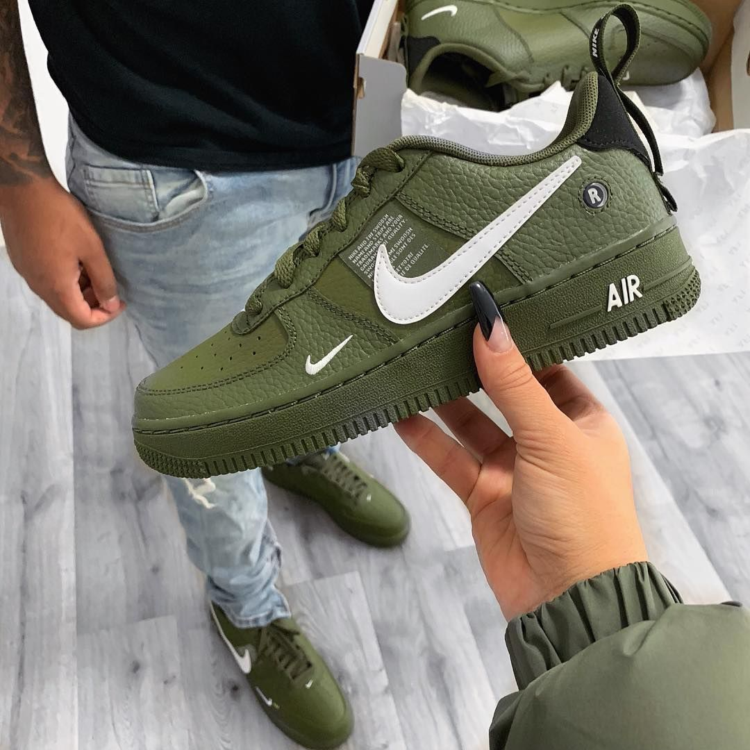 سايه شريلو On Instagram His And Hers Nike Af1 07 Lv8