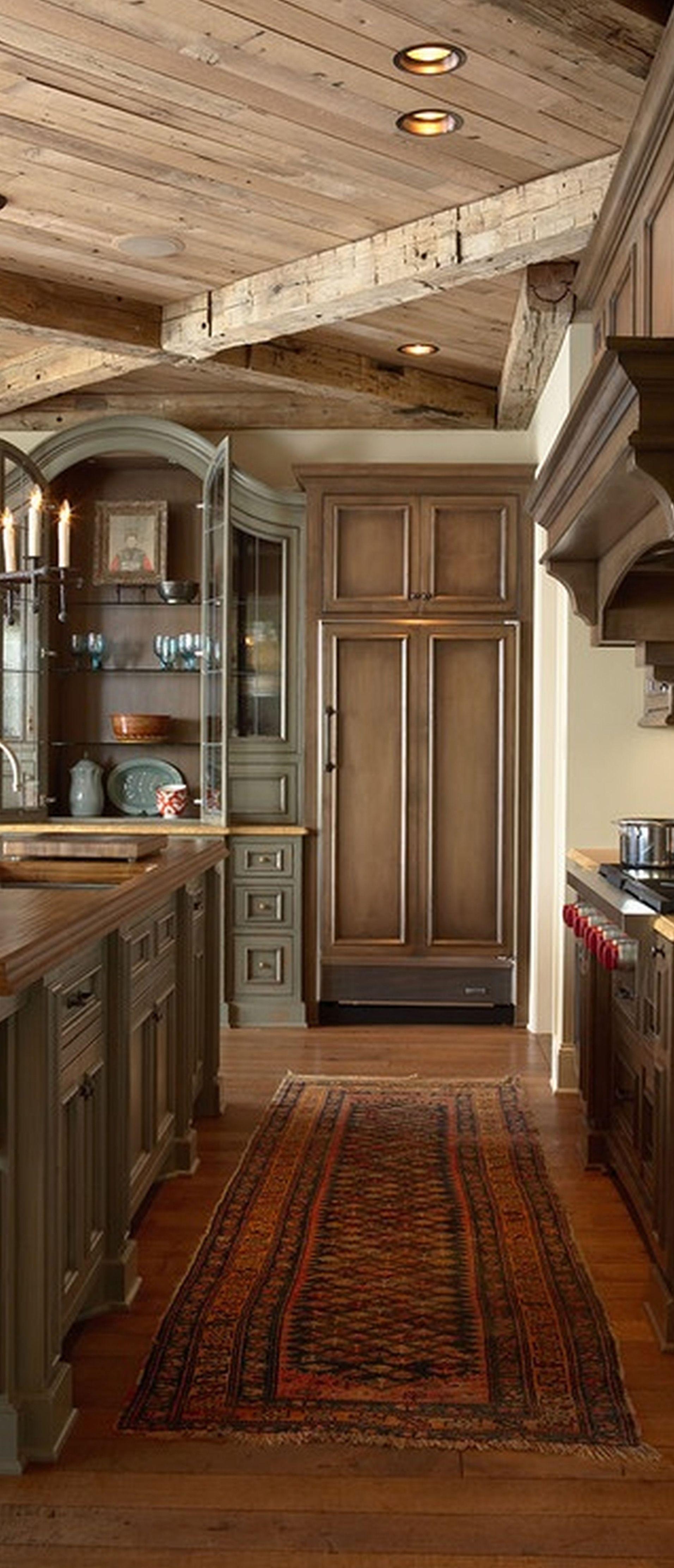 Rustic Home Decorating Design Ideas Log Homes
