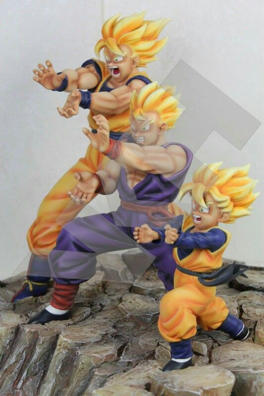 Tri Kame Dragon Ball Z Dragon Ball Anime Figures