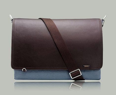 5ec72f1a0b Forget bulky business gear and enjoy a more relaxed look and feel with  Aurelius Messenger by