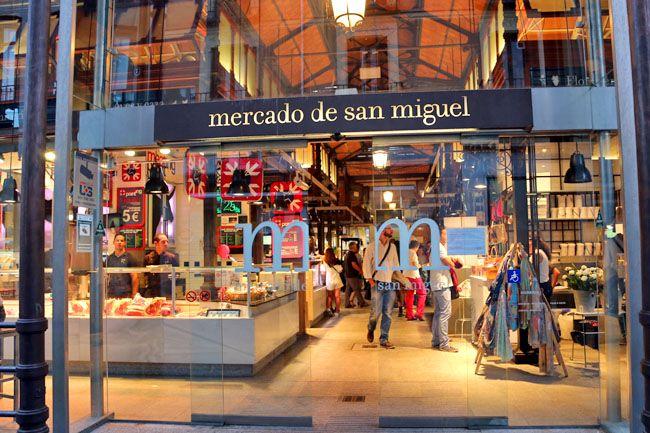 Mercado De San Miguel Must Visit For Foodies In Madrid San Miguel Market San Miguel Madrid