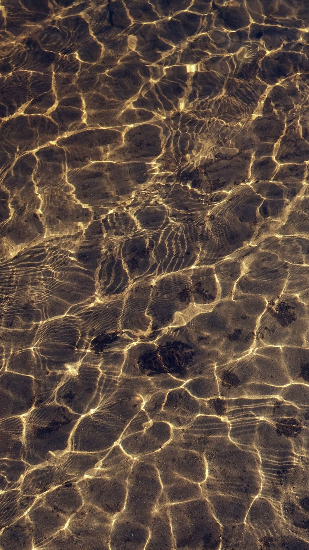 Ripple Water Nature Wave Pattern #Iphone #6 #Plus #Wallpaper