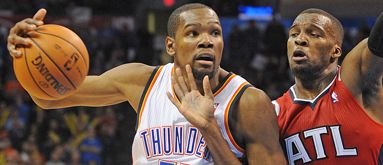 Game of the Day: Thunder at Nets - 01-31-2014