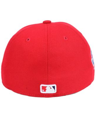 more photos cbc65 ca0d9 New Era Atlanta Braves All Star Workout 59FIFTY Fitted Cap 2018 - Red 7 5 8