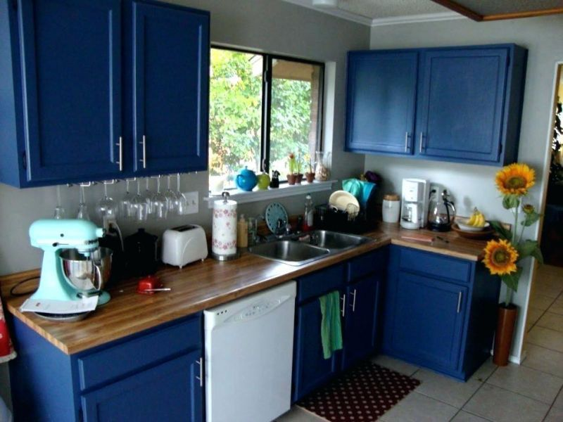 20+ Best Kitchen Cabinet Painting Color Ideas for You ...