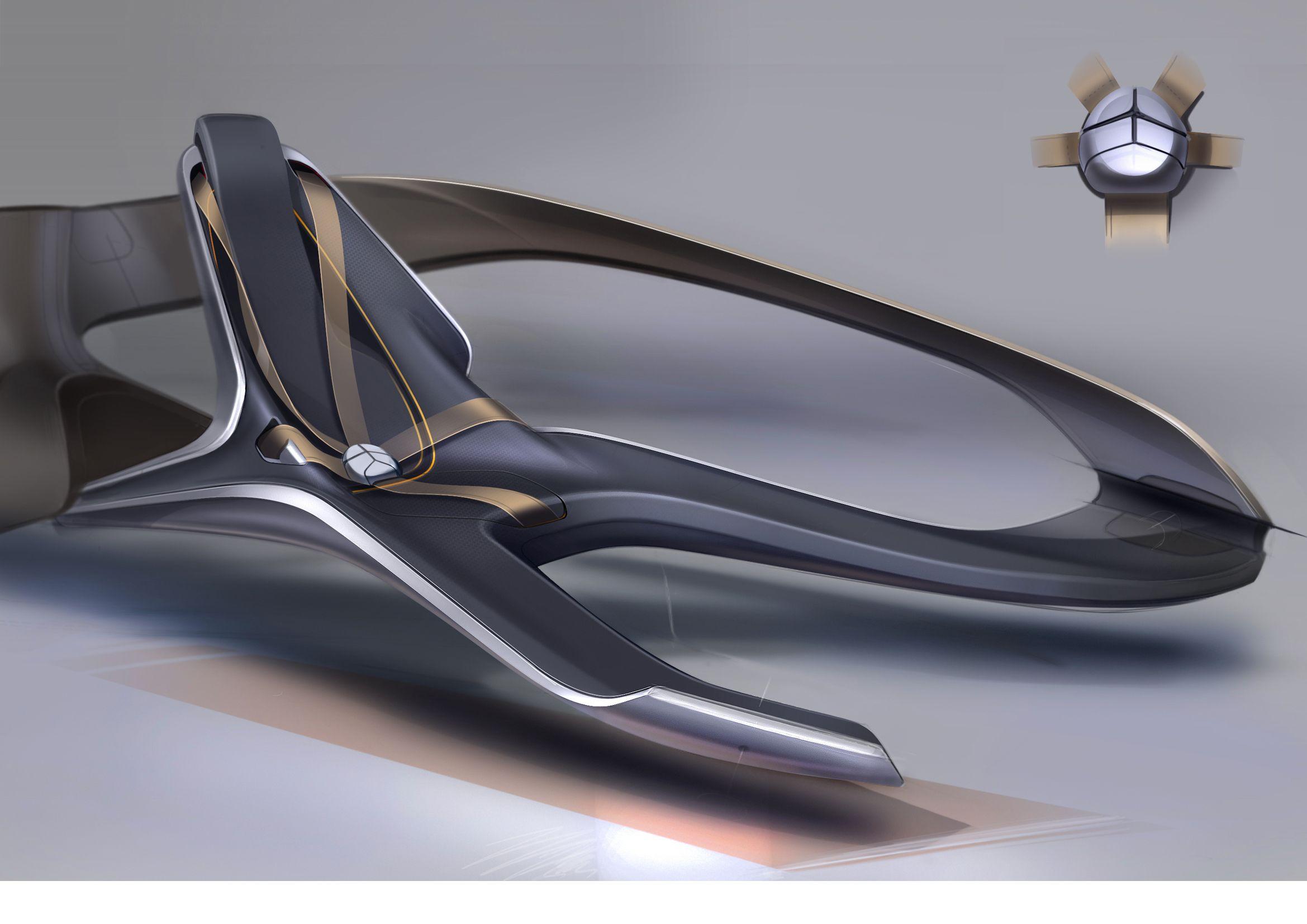 opel trino concept
