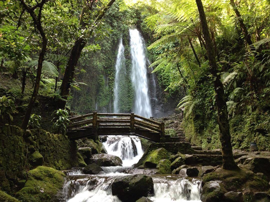 Air Terjun Jumog The Lost Paradise di Jawa Tengah - Jawa ...
