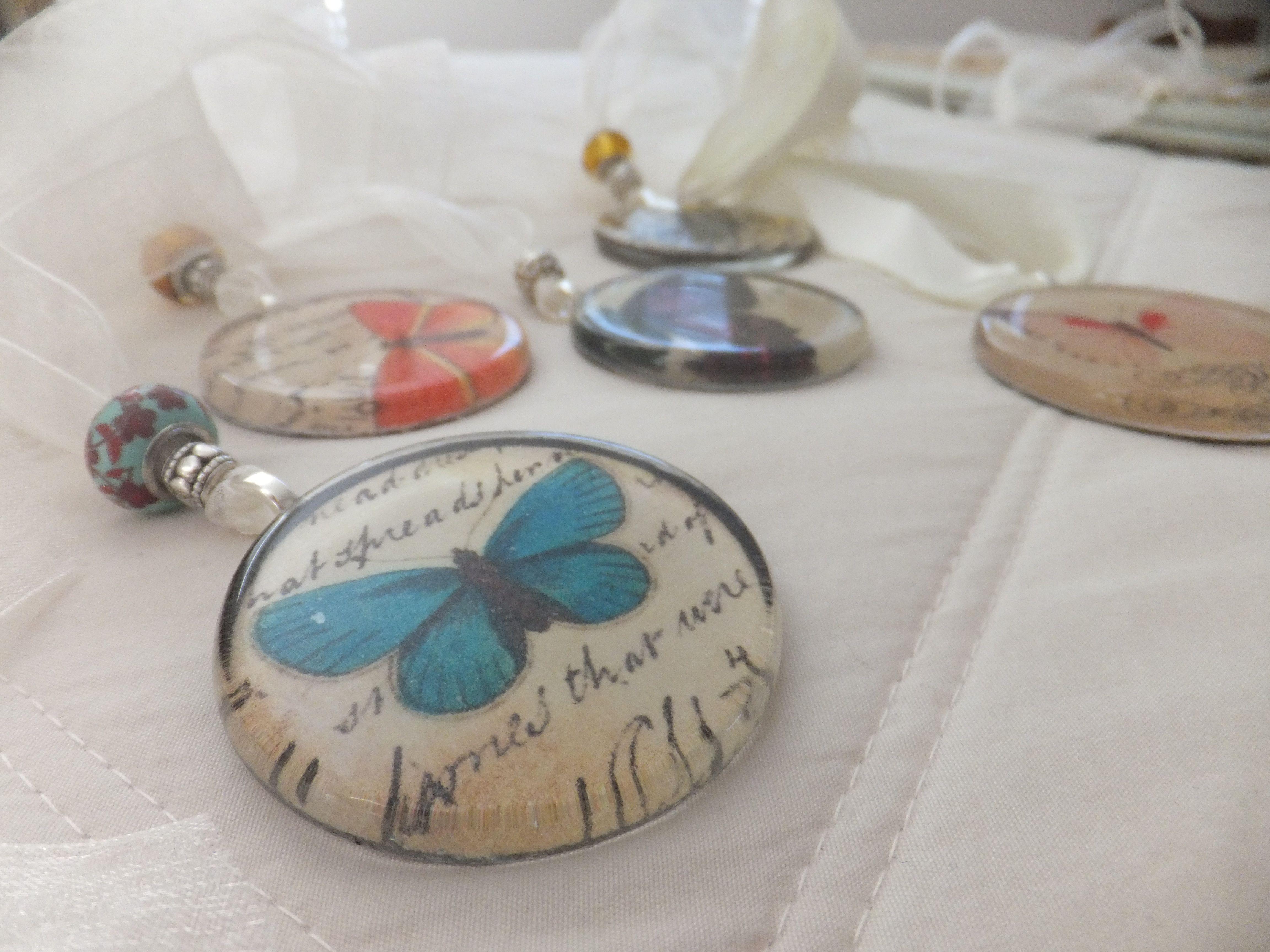 Do It Yourself Jewelry: Do It Yourself Glass Jewelry Pendants