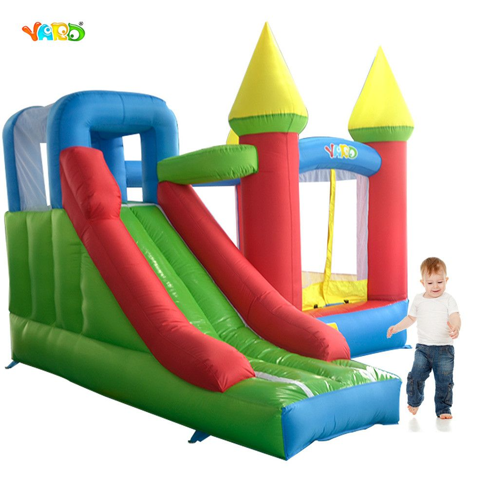 yard inflatable slide for sale bounce house children inflatable trampoline toys jumpling castle - Bounce House For Sale