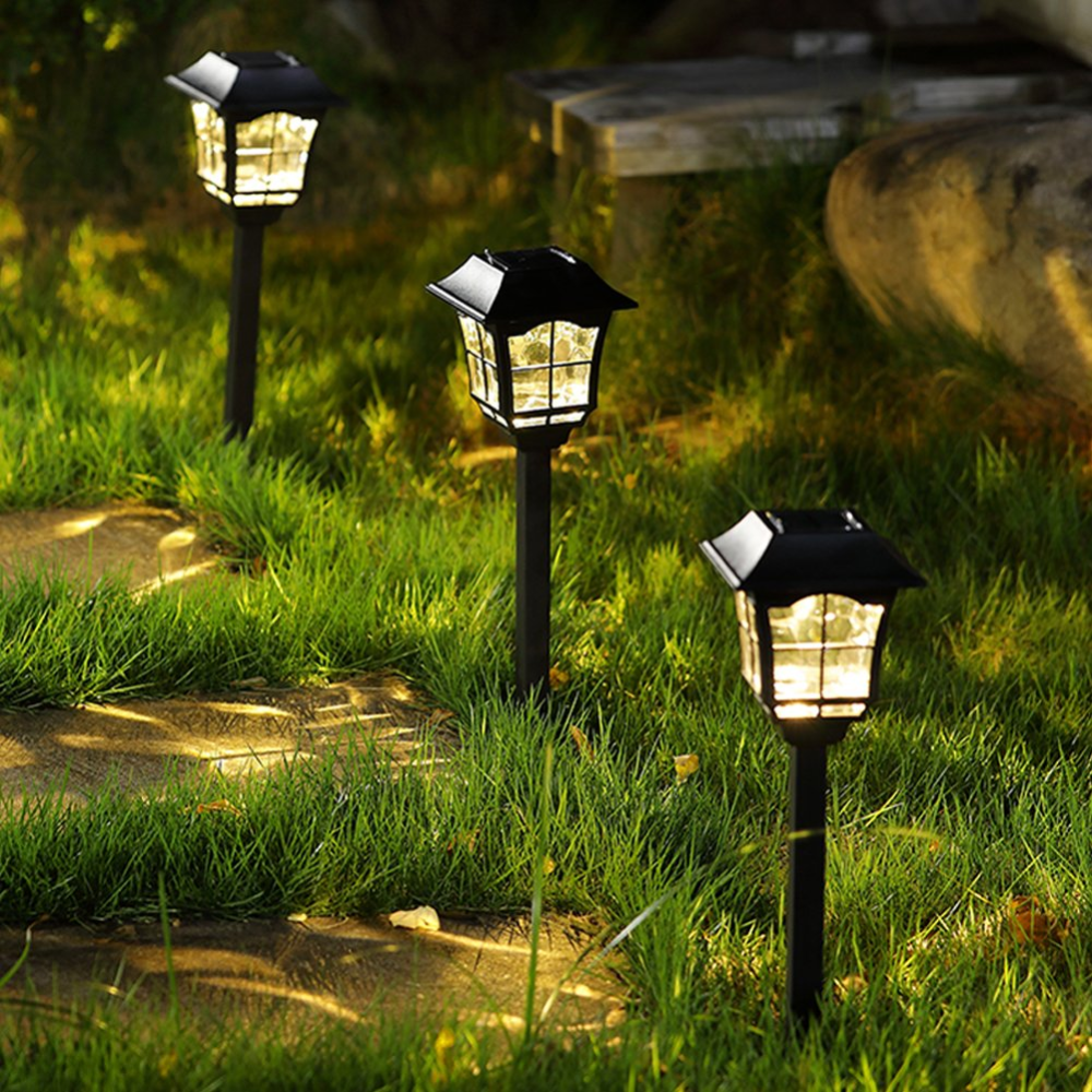 Maggift 6 Lumens Solar Pathway Lights Solar Garden Lights Outdoor Solar Landscape Lights For In 2020 Solar Landscape Lighting Solar Lights Garden Solar Pathway Lights
