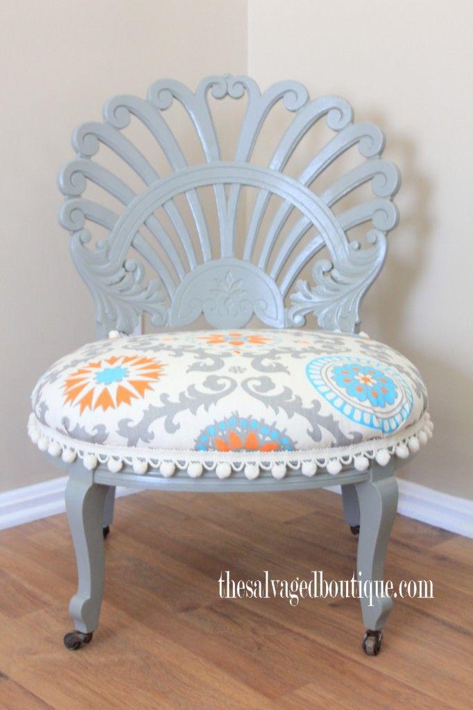 Vintage vanity chair Makevoer | Cosas para comprar | Pinterest ...
