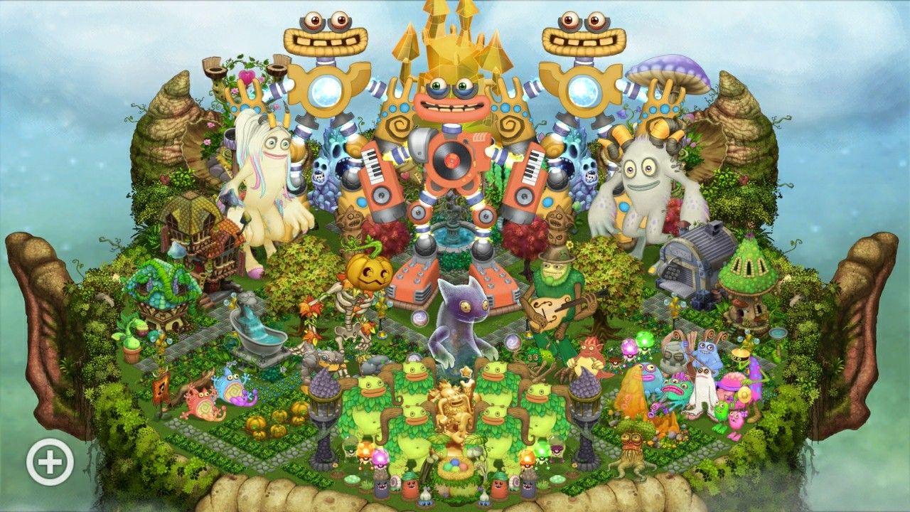 Ghazt my singing monsters Singing monsters, Singing, Plants