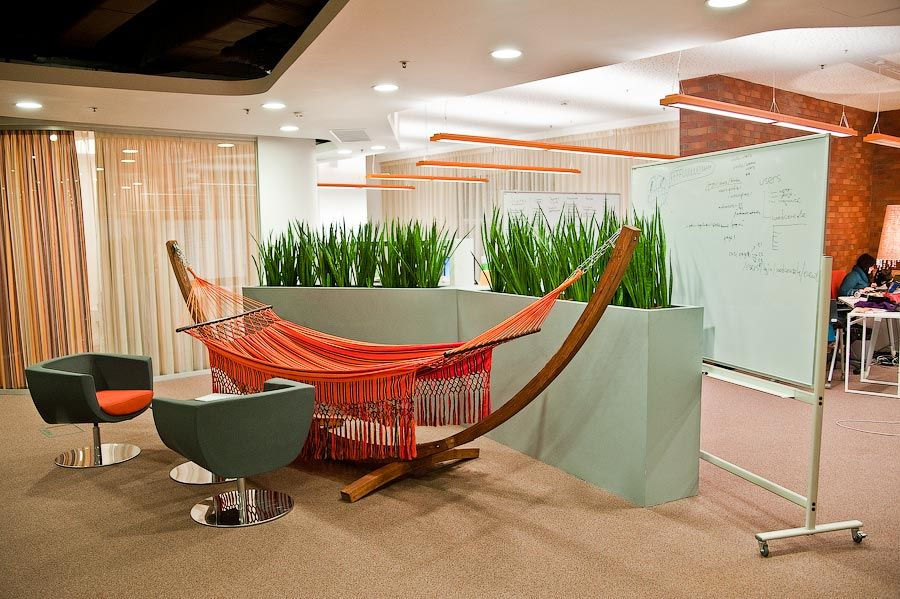 Just What I Need   A Hammock In My Office!