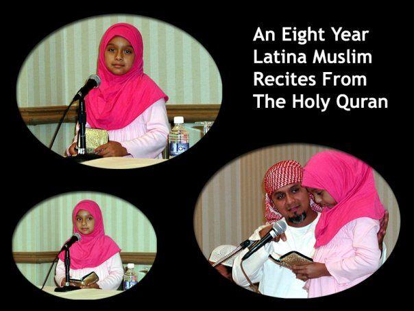 latinas muslim