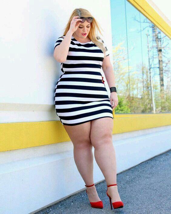 Chubby short white girls