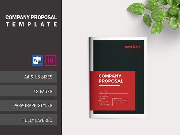 COMPANY PROPOSAL @creativework247 Brochure Design - Brochure
