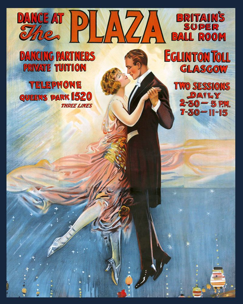 Details about Dancing at the Plaza Britain Ball Room ...