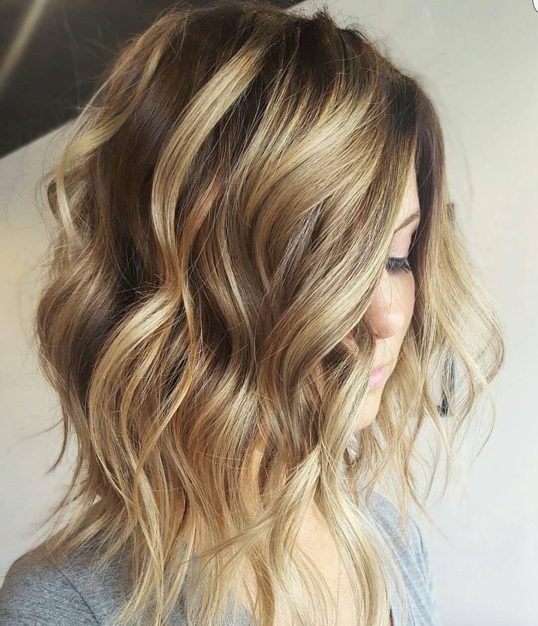 See This Instagram Photo By Behindthechair Com 6 262 Likes Hair Styles Medium Length Hair Styles Short Wavy Hair