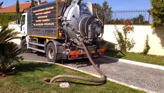 Idroambiente Autospurgo 3355765610 Fossa Biologica Roma Italia