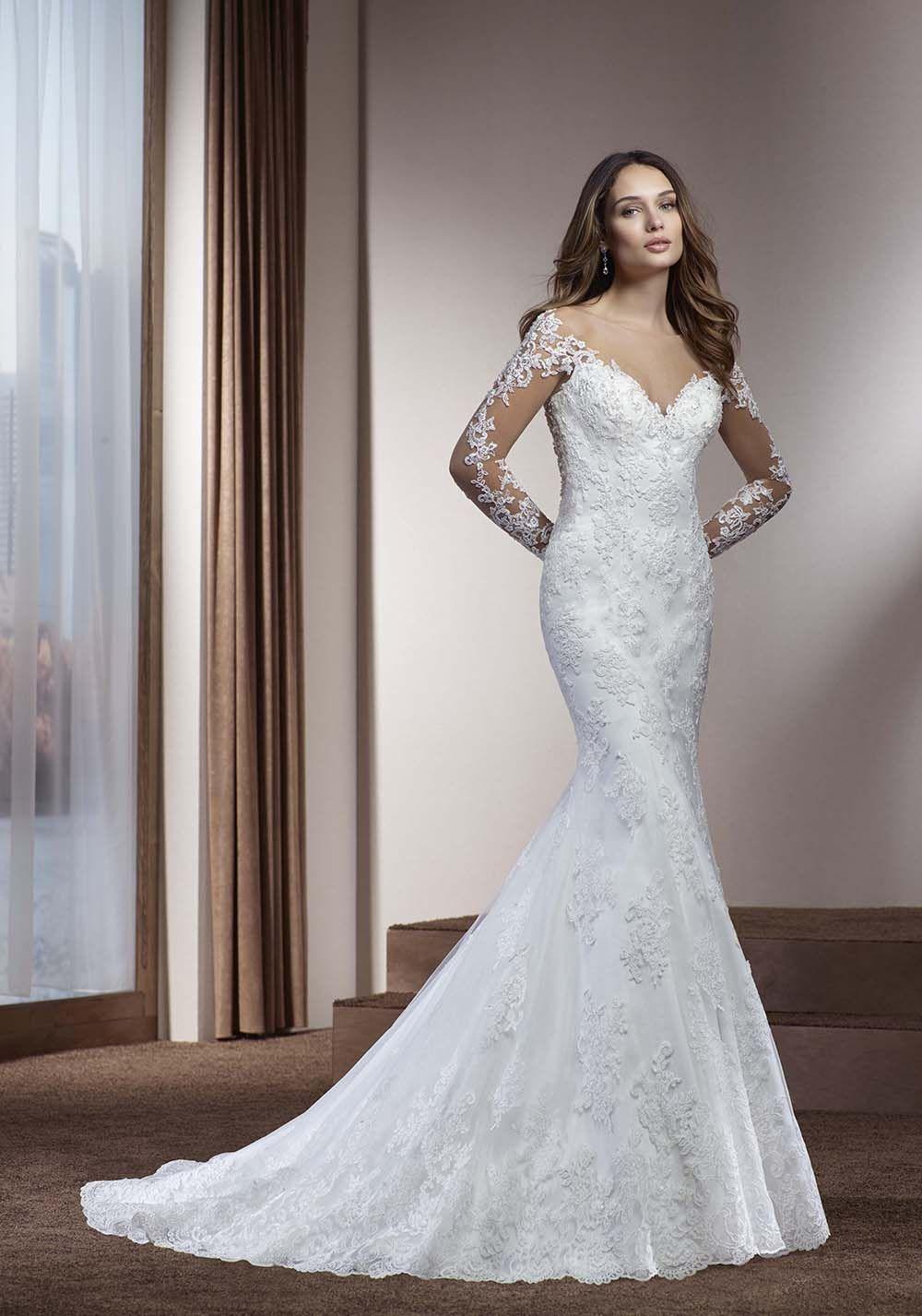 Robe 182 04 Robe De Mariee Divina Sposa 2018 Wedding Dresses