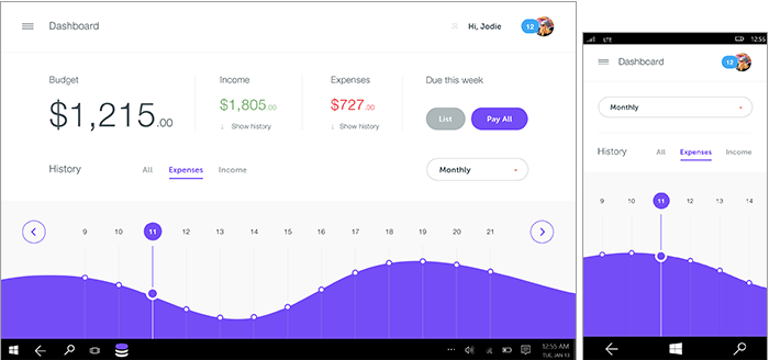 Pin by Matthew Di Prinzio on UI | App design, App, App