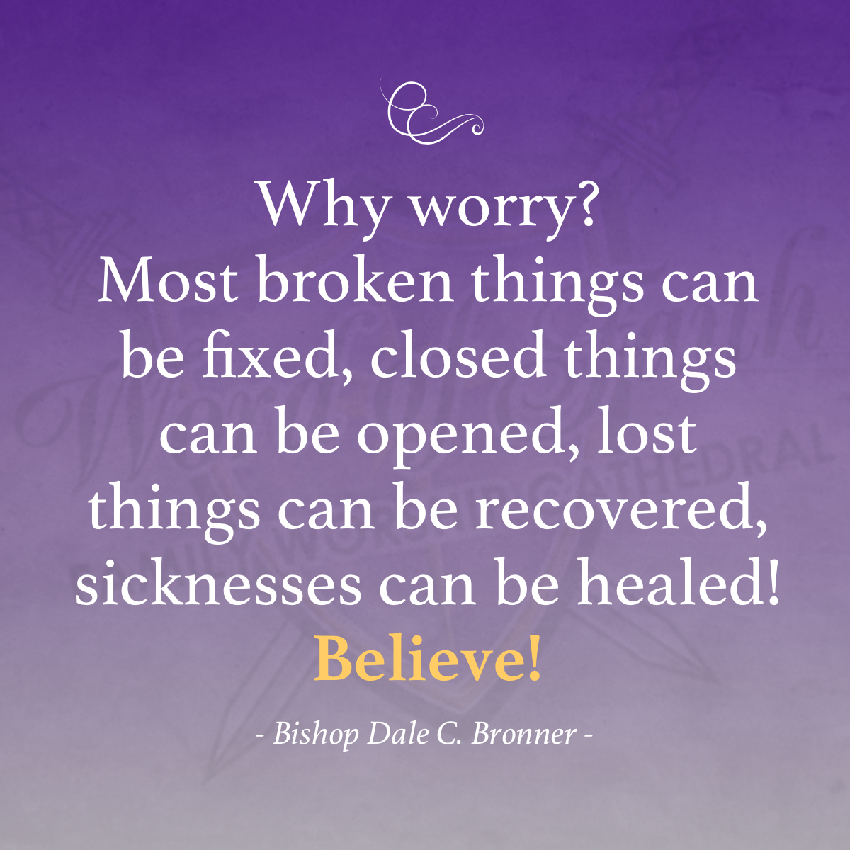 Positive Spiritual Quotes About Life Why Worry  Life Truths To Live Pinterest  Inspirational