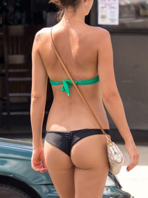 Nude Thong Gifs