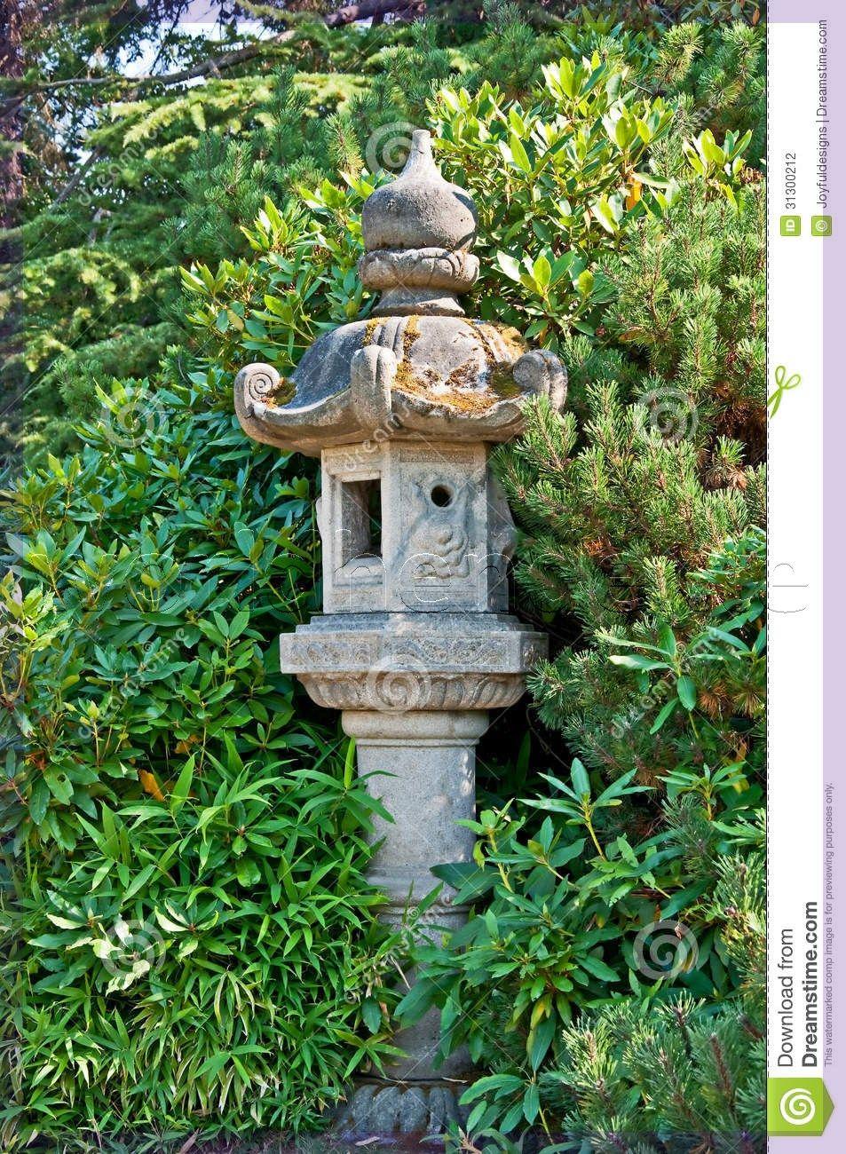 Garden Decoration Near Me Japanese Garden Lanterns 400 x 300