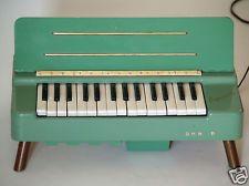 Vintage 1950 S Hohner Organetta Air Organ Portable Travel Electric Motor Germany Los Angeles Ca United States Fvs Hohner Vintage Electronics Electric Motor