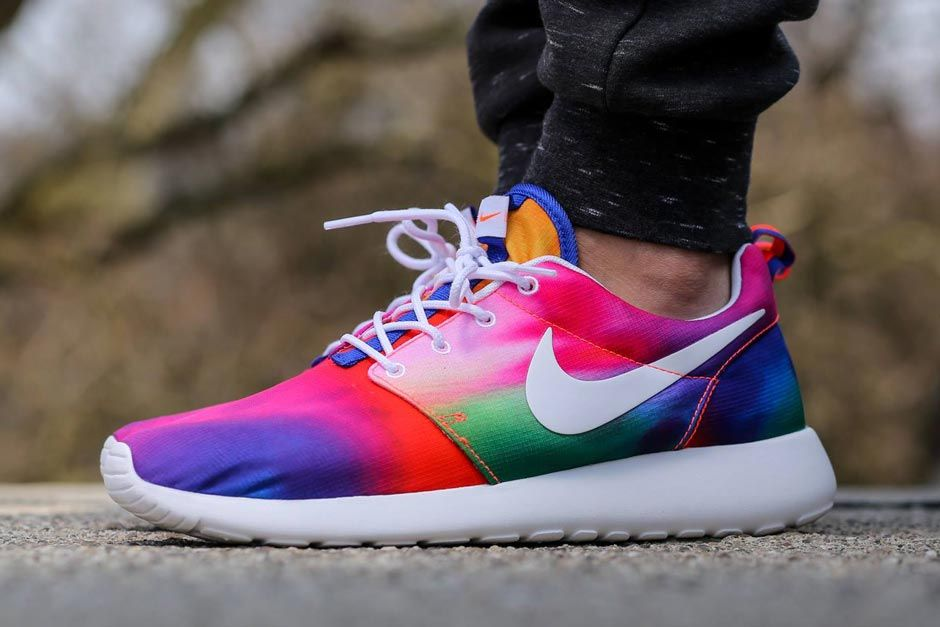 nike roshe run colours channel