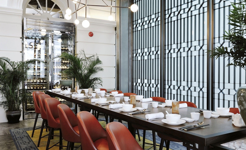 Empress Singapore Singapore Restaurant Interior Interior Design Singapore Design