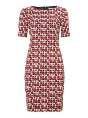 Marella Lara printed dress