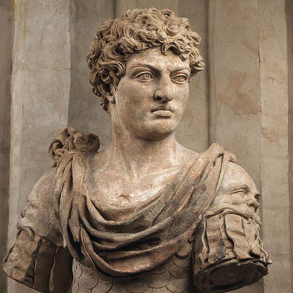 Marc Arcis - Marcus Antonius Primus - Musée des Augustins.