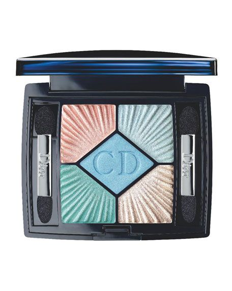 Dior Beauty Five-Color Eye Shadow, Croisette Summer