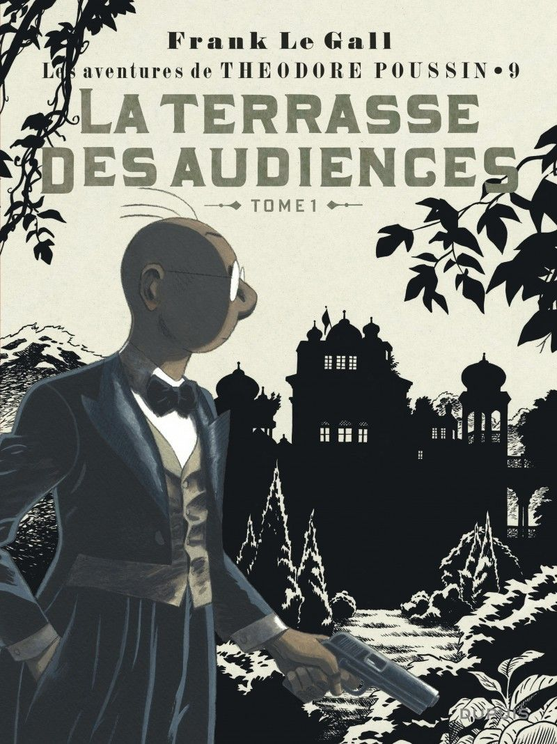 Theodore Poussin 9 Terrasse Poussins Bande Dessinee