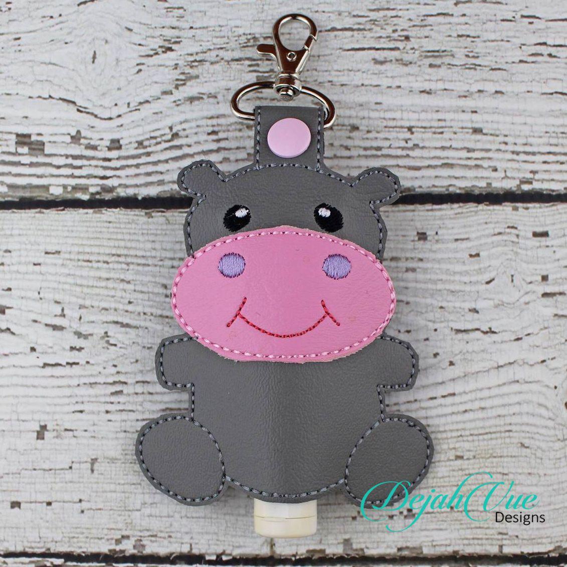 Hippo Sanitizer Holder Hand Sanitizer Holder Hand Sanitizer