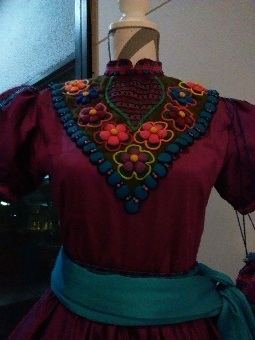 Vestido Vestidos De Adelita Vestido Charro Y Traje Típico