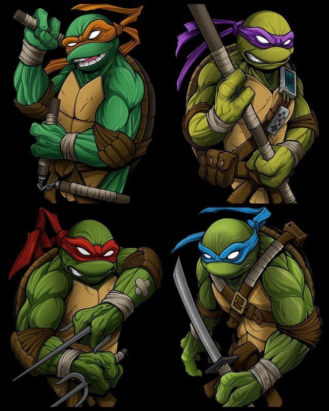 Pin By John Smith On Teenage Mutant Ninja Turtles Teenage Mutant Ninja Turtles Artwork Teenage Mutant Ninja Turtles Art Turtle Art