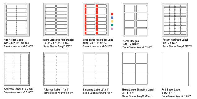 2x4 Inch Label Template Fresh Avery 2 4 Label Template Label Templates Printable Label Templates Avery Label Templates