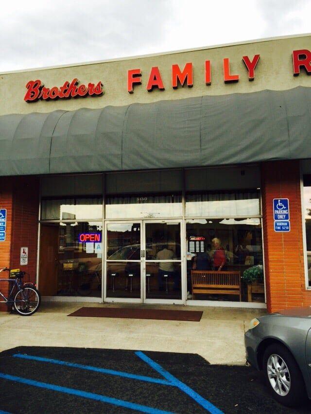 2 Brother S Family Restaurant San Diego Restaurants