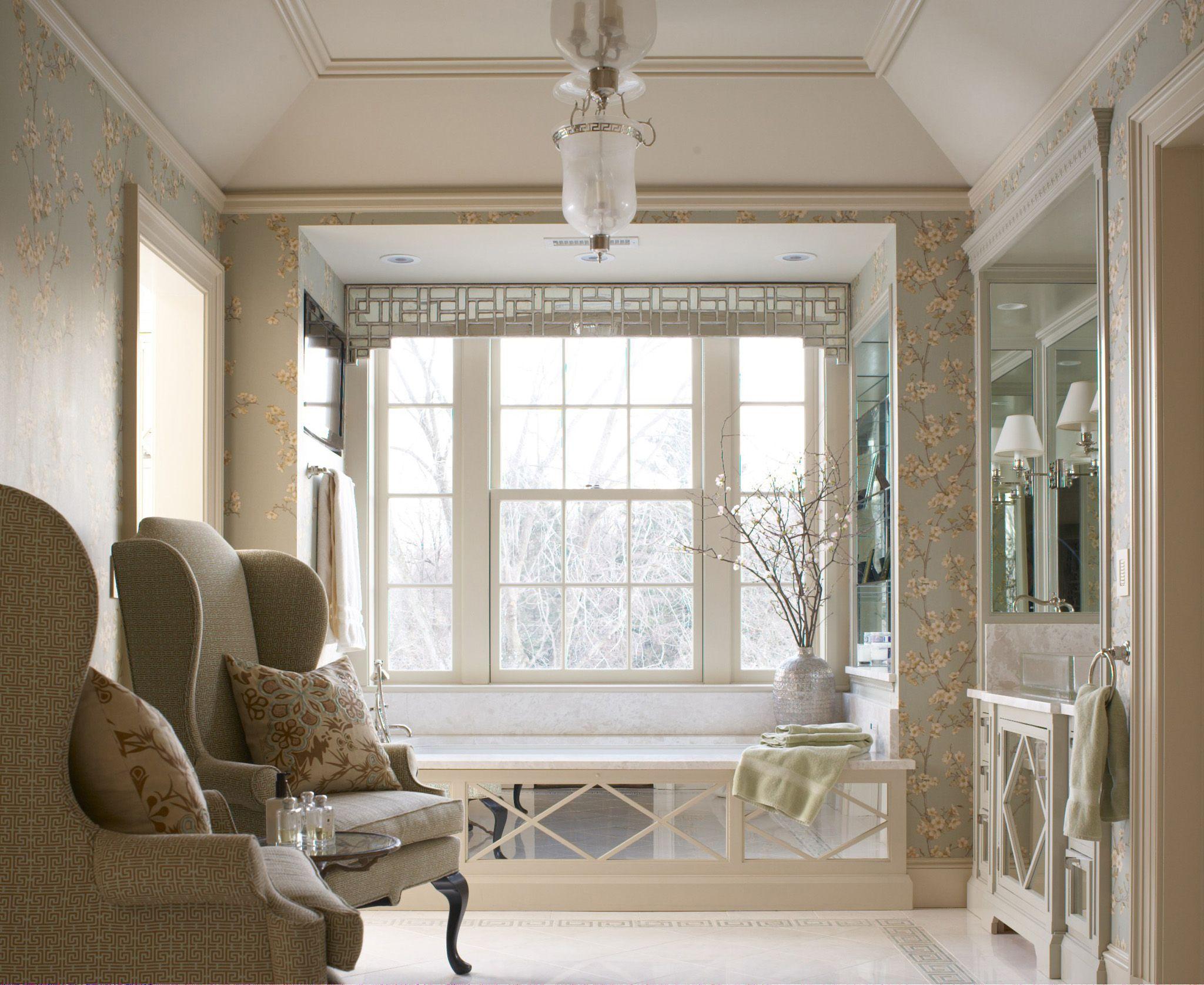 Douglas VanderHorn Architects | North Country Colonial | Master Bath ...