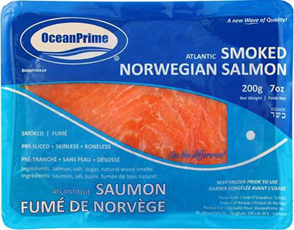 Premium Norwegian Smoked Salmon Now Available Form Oceanprime Smoked Salmon Red Snapper Salmon