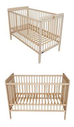 Malooni  Guzik z Pętelką  łóżeczko 120x60 cm, 429